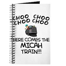 Micah Train Journal
