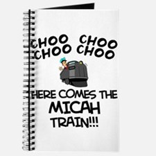 Micah Train Journal
