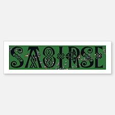 SAOIRSE Bumper Bumper Bumper Sticker
