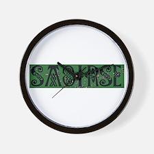 SAOIRSE Wall Clock