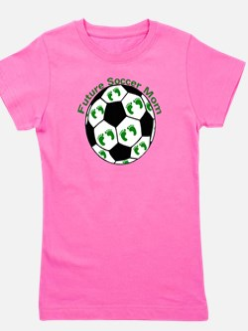 Future Soccer Mom Girl's Tee