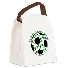 Future Soccer Mom Canvas Lunch Bag