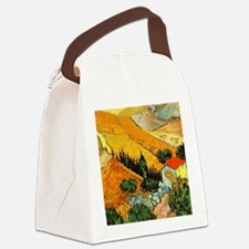House and Ploughman Canvas Lunch Bag