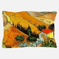 House and Ploughman Pillow Case