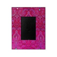 Paisley Jewels Picture Frame