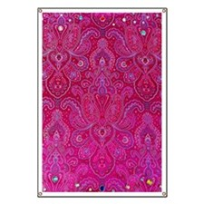 Paisley Jewels Banner