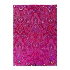Paisley Jewels 5'x7'Area Rug