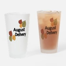 AUGUST DELIVERY Drinking Glass