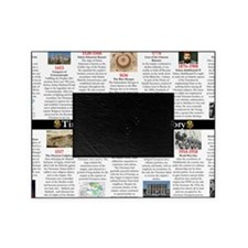 Ottoman History Timeline Picture Frame