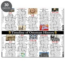 Ottoman History Timeline Puzzle