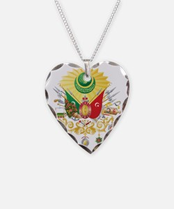 Ottoman Coat of Arms Necklace