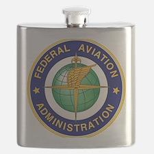 FAA logo Flask