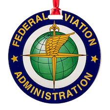 FAA logo Ornament