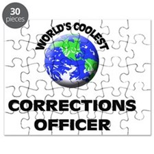 World's Coolest Corrections Officer Puzzle