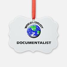 World's Coolest Documentalist Ornament