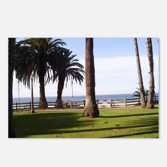 Unique Los angeles travel Postcards (Package of 8)