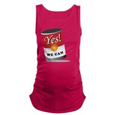 yes we can! Maternity Tank Top