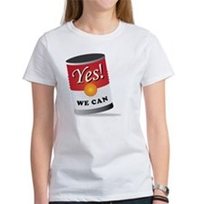 yes we can! Tee