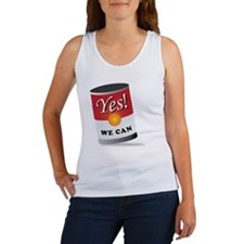 yes we can! Women's Tank Top