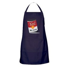 yes we can! Apron (dark)