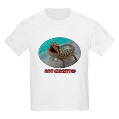 """Got Crickets?"" Kids T-Shirt"