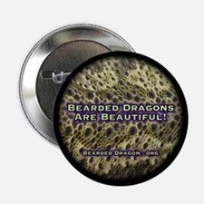 Bearded Dragons Are Beautiful Button