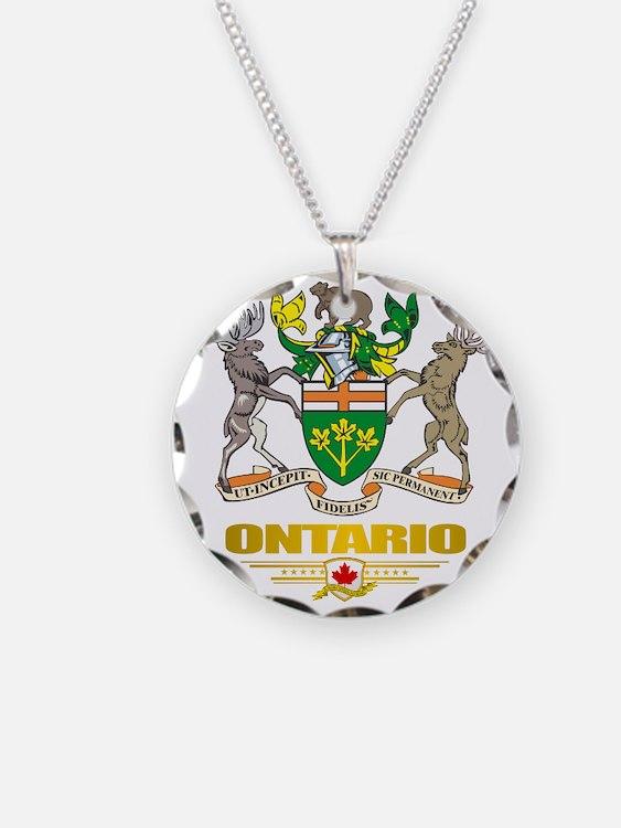 Ontario COA Necklace