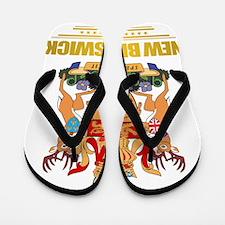 New Brunswick COA Flip Flops