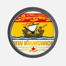 New Brunswick Pride Wall Clock