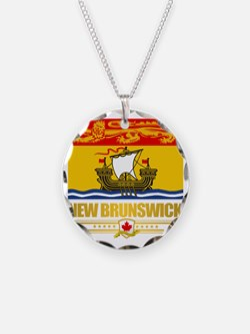 New Brunswick Pride Necklace