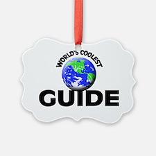 World's Coolest Guide Ornament