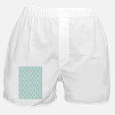 D60x84 Moroccan TnT W Lt Teal Boxer Shorts