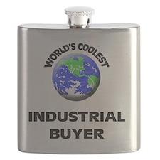 World's Coolest Industrial Buyer Flask
