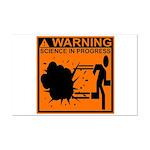 SCIENCE IN PROGRESS Mini Poster Print