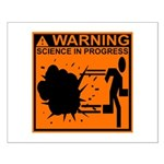 SCIENCE IN PROGRESS Small Poster
