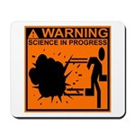 SCIENCE IN PROGRESS Mousepad