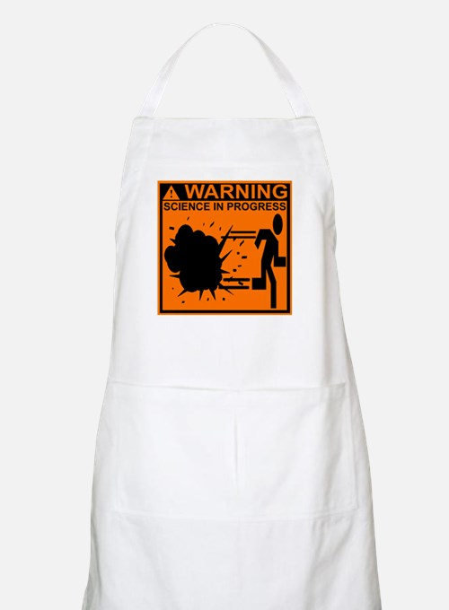 SCIENCE IN PROGRESS BBQ Apron