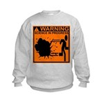 SCIENCE IN PROGRESS Kids Sweatshirt