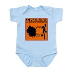 SCIENCE IN PROGRESS Infant Bodysuit