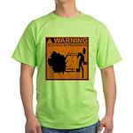 SCIENCE IN PROGRESS Green T-Shirt