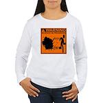 SCIENCE IN PROGRESS Women's Long Sleeve T-Shirt