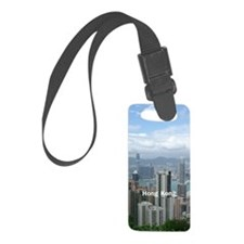HongKong_2.337 x 4.9_iPhone5Case Luggage Tag