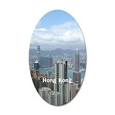HongKong_2.337 x 4.9_iPhone5 Wall Decal