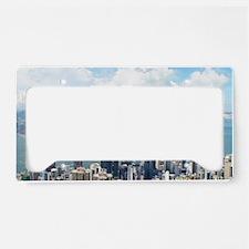HongKong_5x3rect_sticker_Hong License Plate Holder