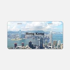 HongKong_5x3rect_sticker_Ho Aluminum License Plate