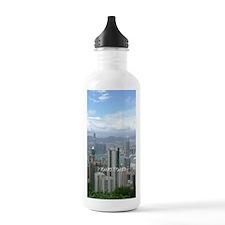 HongKong_2.3665x4.598_ Water Bottle
