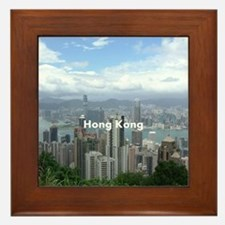 HongKong_8.56x7.91_GelMousepad_HongKon Framed Tile