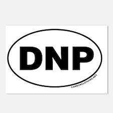 Denali National Park, DNP Postcards (Package of 8)