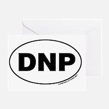 Denali National Park, DNP Greeting Card