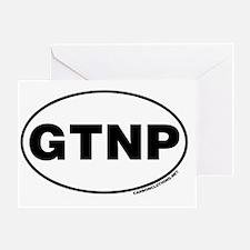 Grand Teton National Park, GTNP Greeting Card